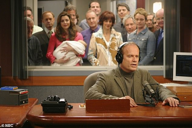 Could it be? Paramount+ is reportedly close to reviving hit NBC sitcom Frasier, which amassed 37 Emmy Awards over 11 season spanning 1993-2004